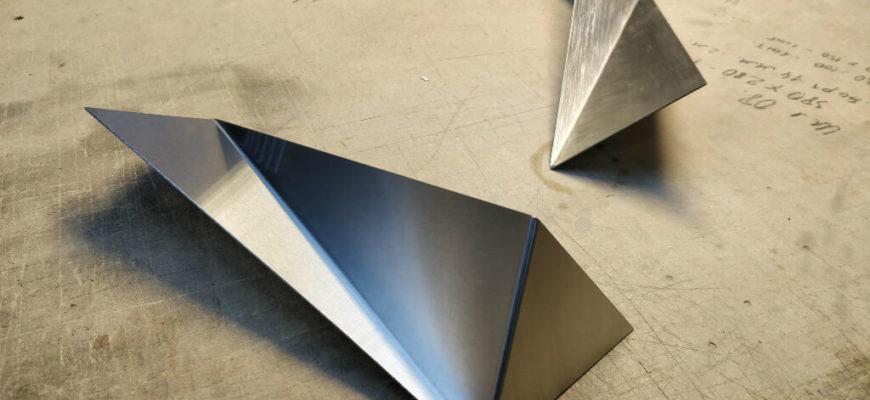сварка оптико-волоконным лазером объемных изделий из нержавеющей стали
